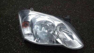 Toyota Corolla E12J E12U 2002-2007 Headlamp Cluster Halogen Left Passenger Side