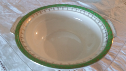 Alfred meakin serving bowl