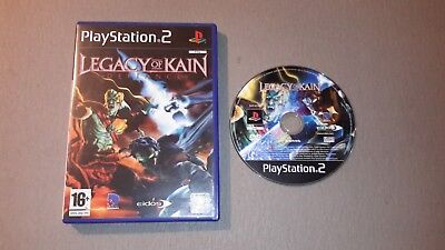 Legacy Of Kain: Defiance (Sony PlayStation 2) European Version Pal
