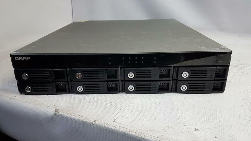 QNAP TS-859U-RP+ 8-Bay NAS w/ 1x PSU@