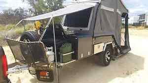MDC Hardfloor rearfold camper trailer Ridgewood Wanneroo Area Preview