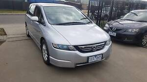 2004 Honda Odyssey 7 Seat Wagon Auto Williamstown North Hobsons Bay Area Preview
