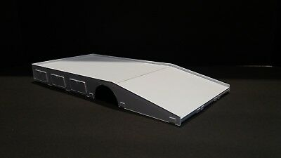 Model Ramp truck body   1:24 1:25 scale model Diorama