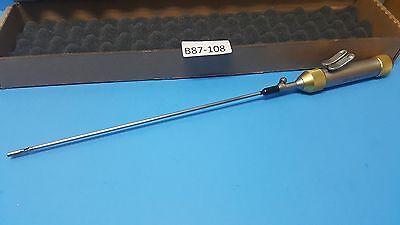 Marlow Surgical Laparoscopy Grasping Needle Holder 5mmx33cm Christoudias