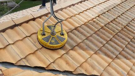Roof Cleaning Brisbane.