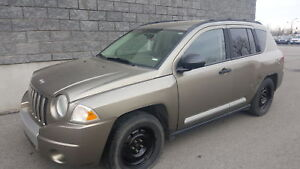 2008 Jeep Compass  ****Limited**** vente rapide