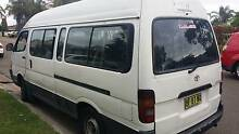 1998 Toyota Hiace Bus Naracoorte Naracoorte Area Preview