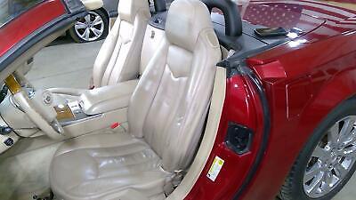 06-09 Cadillac XLR Cashmere Leather Seat Set (Left/Right) OEM