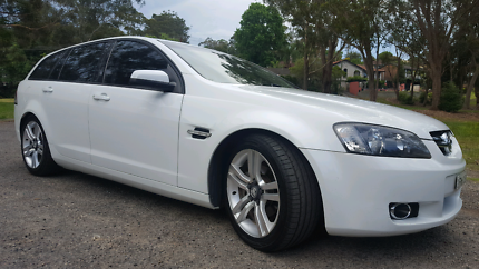 2009 Holden Commodore International Ve Wagon My09 5