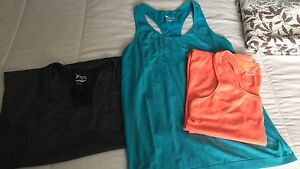EUC Old Navy workout tanks $10 for all 3 large