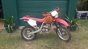 2005 Honda XR 400 motorbike Atherton Tablelands Preview