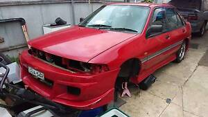 1993 Ford Laser KH Parting Out Balgownie Wollongong Area Preview