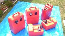 Tote tanks and jerrycan Mannum Mid Murray Preview