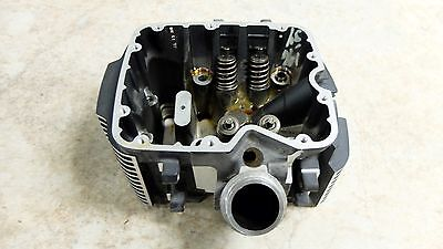 11 Polaris Victory Vision 8 Ball rear back engine cylinder head
