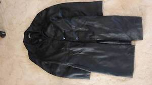 Ladies genuine leather jacket size 10 - jaquie e - exc cond Carine Stirling Area Preview