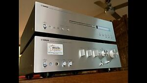 Yamaha A-S2000 Integrated Amplifier & Yamaha CD-S2000 CD/SACD Player Upper Mount Gravatt Brisbane South East Preview
