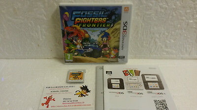 Jeu Vidéo Nintendo 3DS / 2DS Fossil Fighters Frontier VF Red Entertainment Kids