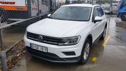2017 Volkswagen Tiguan Trendline Auto