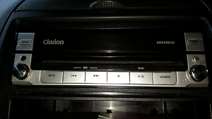 Clarion dvd media player Albanvale Brimbank Area Preview