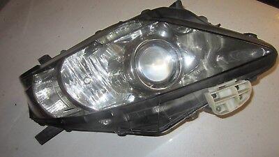 10 11 12 LEXUS RX350 SPORT BI XENON  HEADLIGHT PASSENGER SIDE OEM ALL INTACT