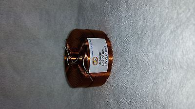 Jantzen Audio 12mh 18ga Crossover Inductor Air Core 300watts