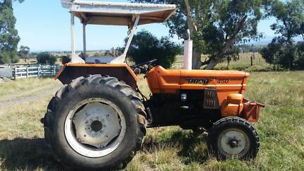 Tractor fiat cars vehicles gumtree australia free local tractor fiat 450 fandeluxe Gallery