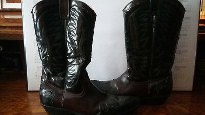 Bottes Santiags Buffalo homme  d'occasion  Waterloo