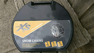 New snow chains Epping Whittlesea Area Preview