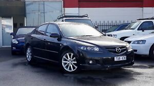 2005 MAZDA 6 LUXURY SPORTS Hatch *** SUNROOF *** $8,990 DRIVE AWAY Footscray Maribyrnong Area Preview