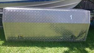 Aluminium Ute Tool box 2.02m LONG Northmead Parramatta Area Preview