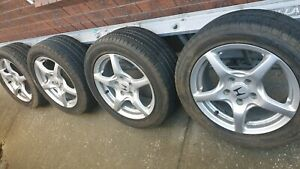 S2000 Wheels and tyres