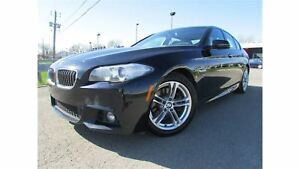 2014 BMW 528I xDrive TOIT OUVRANT NAVI BLUETOOTH MAGS!!!