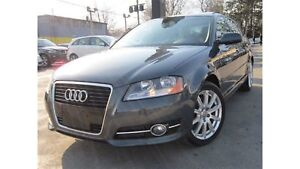 2011 Audi A3 2.0T PREMIUM (S tronic)+77KMS~SUNROOF~AUTOMATIC !!