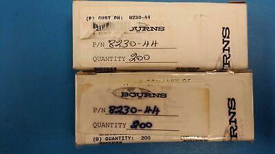 10 Pcs 8230-44 Jw Miller Fixed Inductors 10uh Rf Choke