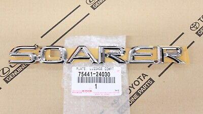 "JDM Toyota Lexus SC300 SC400 Soarer UZZ30 Rear /""T/"" Emblem Badge Genuine Part OEM"