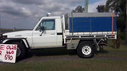 2002 Landcruiser Ute Brookstead Toowoomba Surrounds Preview