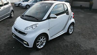 Smart fortwo coupe Passion MHD Panorama SHZ 1.Hd. MwSt