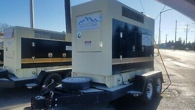 Kohler 100kw Generator Trailorized
