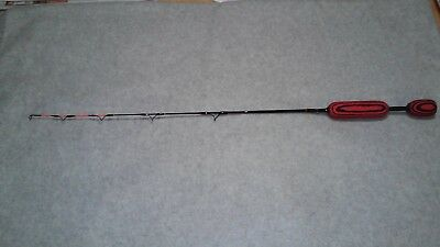 "28"" Power Noodle Ice Rod, Split Grip EVA Foam"