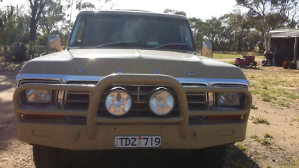 1979 FORD F100 4X4
