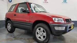 1998 Toyota RAV4 Coupe North St Marys Penrith Area Preview