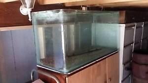 Fish Tank / Aquarium + Accessories Seven Hills Blacktown Area Preview