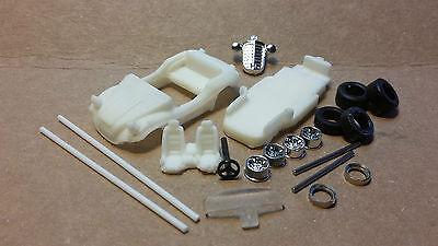 VW Buggy , kurz, ,   Resine-Bausatz    1/87  IMSE PRIVATE SERIES