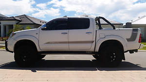 TRD Hilux  sports truck Highgate Perth City Area Preview