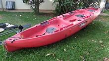 Hobie Mirage Outfitter Tandem Kayak Scotts Head Nambucca Area Preview