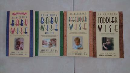 On becoming Babywise book series by Gary Ezzo and Robert Bucknam