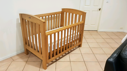 Cot And Toddler Bed Baby Boori Country Timber