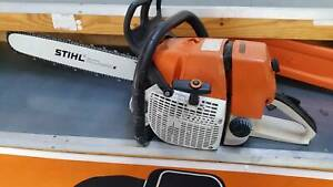 PRE OWNED MS660 STIHL CHAINSAW Bendigo Bendigo City Preview