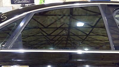 04-10 Audi A8 Right Rear Door Glass/Window OEM Used