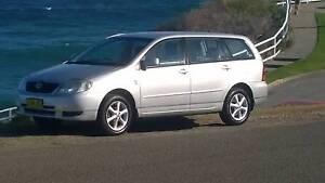 Toyota Corolla wagon Long rego Adamstown Newcastle Area Preview
